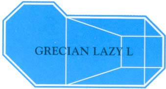 Hatcher pools shapes for Lazy l shaped pool covers